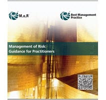 M_o_R - Management of Risk - Gerenciamento de Riscos
