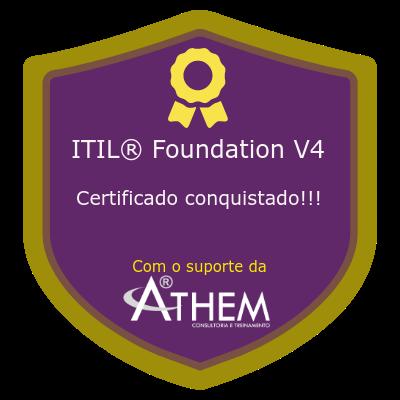 ITIL V4 Foundation