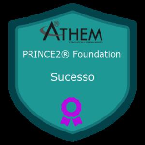 PRINCE2 Foundation Badge