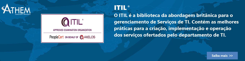 ITIL Gerenciamento de Serviços