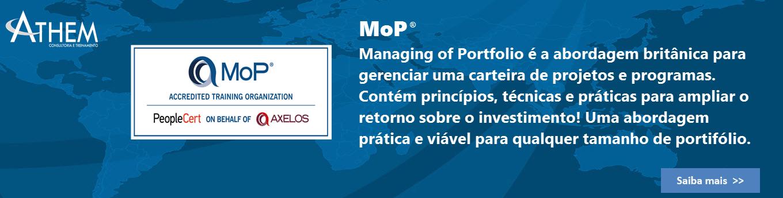 MoP Gerenciamento de Portfólio de Projetos