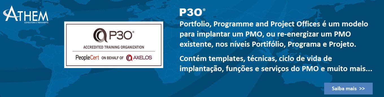 P3O PMO para Portfólio, Programas e Projetos