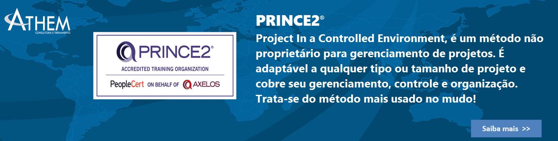 PRINCE2 Projetos em Ambiente Controlado