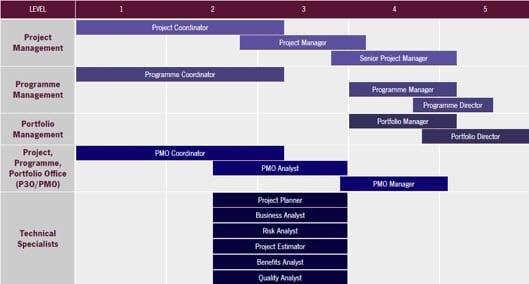 Axelos Career Path para você fazer seu plano de carreira profissional