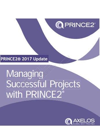 PRINCE2 V6 - Atualização 2017