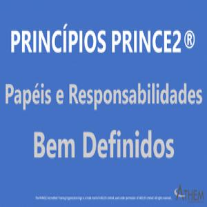 PRINCE2 Princípio Papéis e Responsabilidade bem definidos