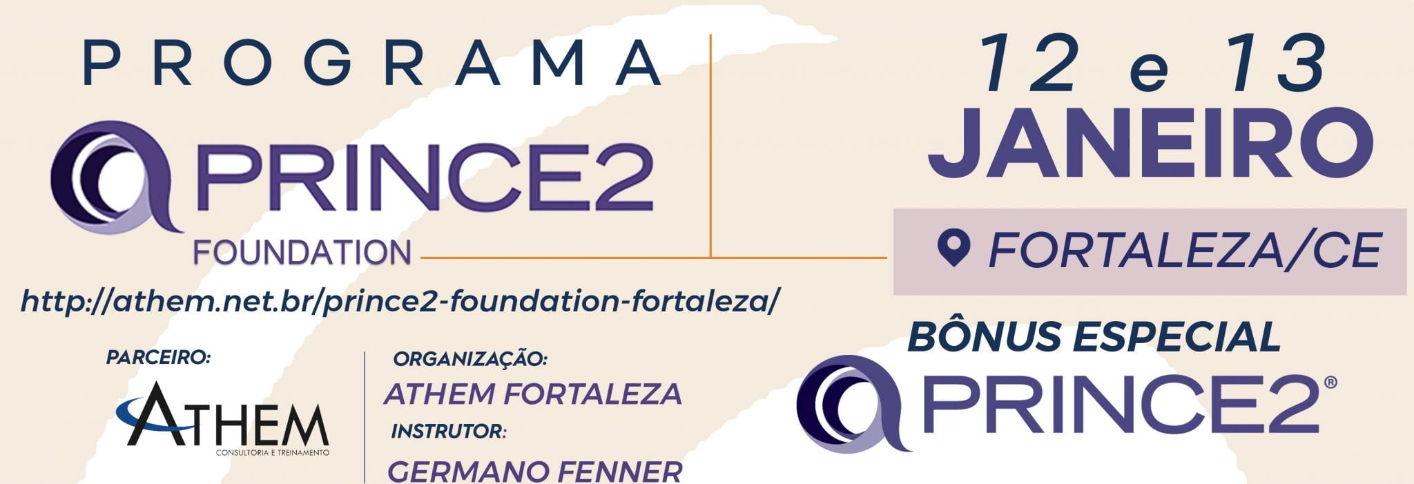PRINCE2 Foundation Fortaleza