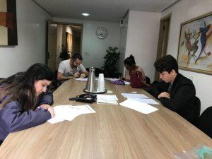 P3O Foundtion após o exame de certificação