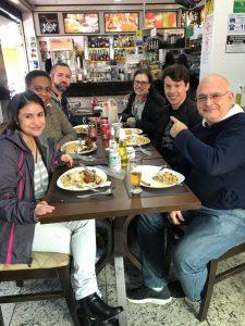 P3O Foundation - Intervalo para almoço