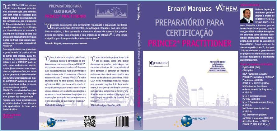 livro preparatório para certificação prince2 foundation