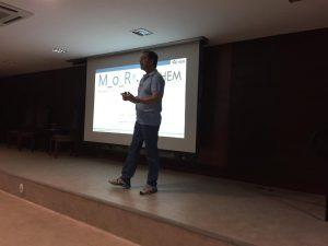 M_o_R como foi o seminário sobre Gerenciamento de Riscos em Programas e Projetos