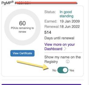 Certificado PRINCE2 Vale ou é Fake